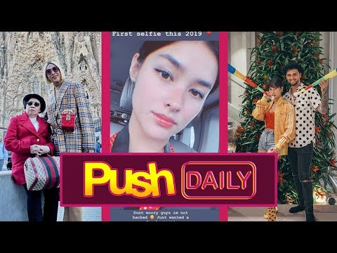 PUSH DAILY TOP 3: Vice Ganda, Liza Soberano and celebrity couples