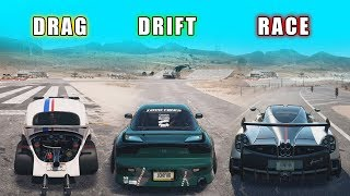 NFS Payback - Best Car DRAG/DRIFT/RACE