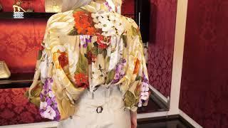 Новая коллекция Dolce Gabbana Весенний женский лук для круиза или поездки в Европу