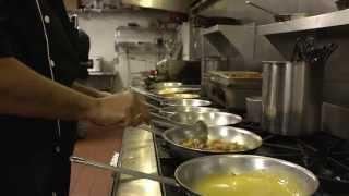 Kama Bistro's Halibut In Orange/peach/ginger Sauce Prepared By Owner/chef Vikram Singh.
