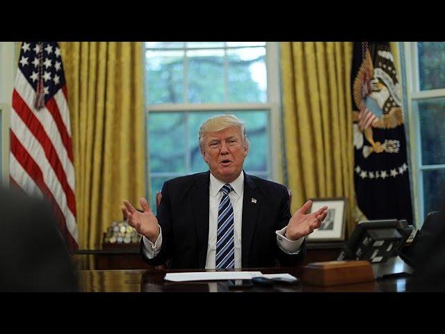 Америка 100 дней Дональда Трампа: паника у одних, сюрпризы для других и рай для сатириков