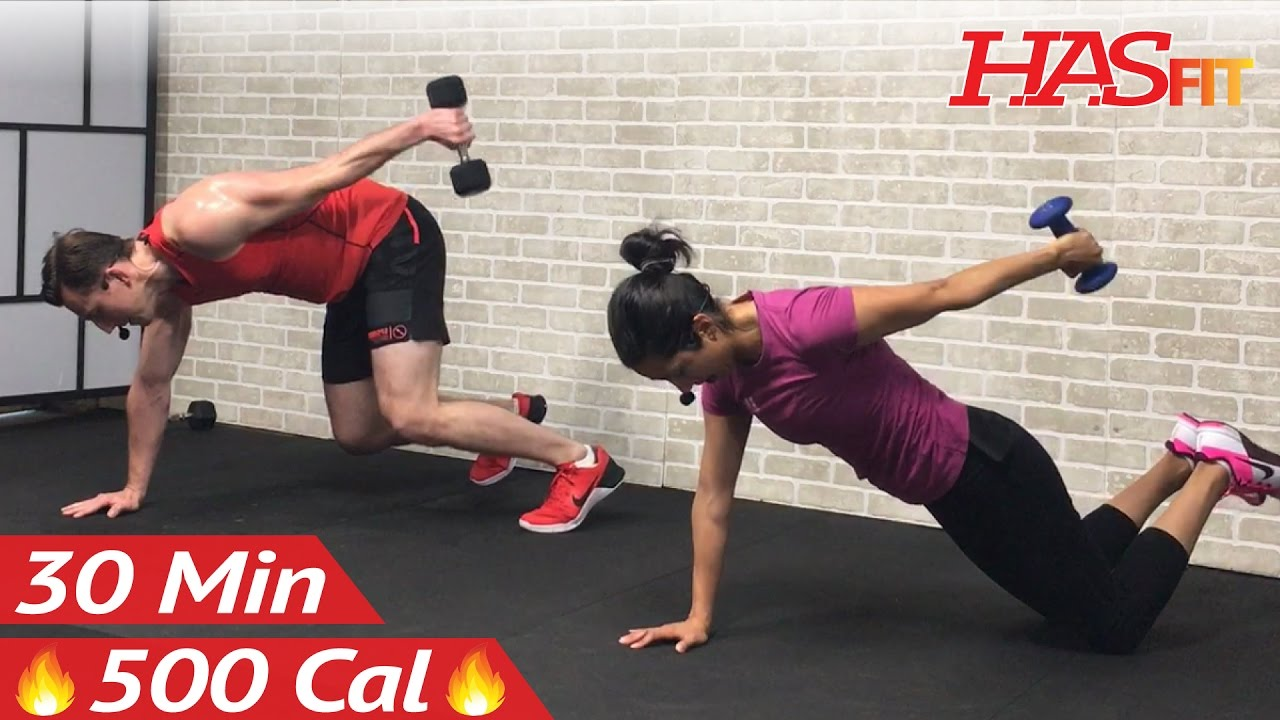 full body workout without weights pdf