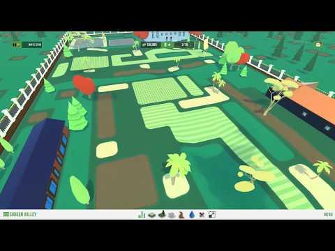 Resort Boss: Golf – это маленький симулятор строительства и управления, который выйдет в феврале
