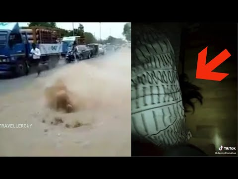 Strange Events | Unexplained Viral Videos | Natural Disasters | Mysteries | Unseen | New | 2020