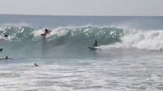 Surfing TAGHAZOUT-Anchor Point-MOROCCO 2014