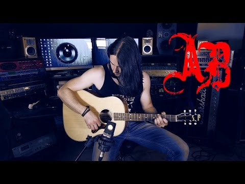Alter Bridge - Lover (Full band cover w/ Fabian Miller)