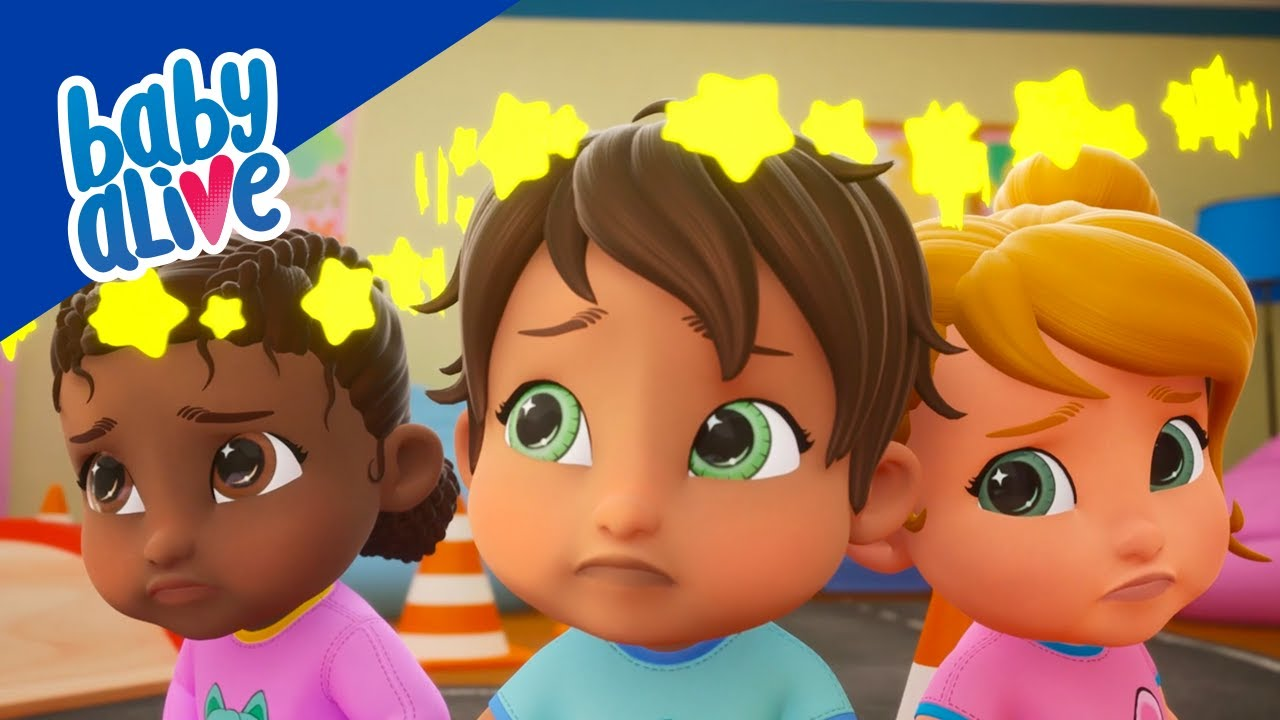 👶🏻 Baby Alive 👶🏼💕 Oh No, Play Safe! 👶🏾🌈 BRAND NEW SHOW   Kids Videos and Baby Cartoons 💕