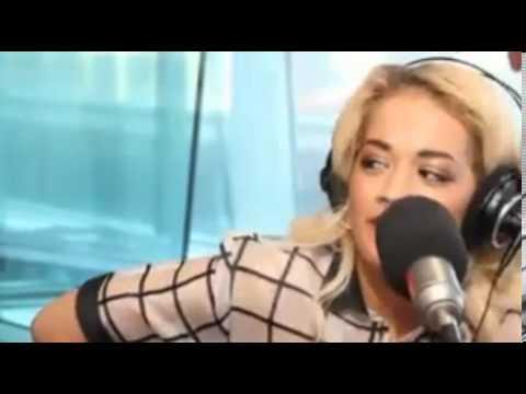 Rita Ora's australian accent Mp3