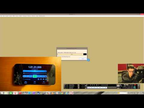 Controlling Cubase With Cubase IC Remote Control App