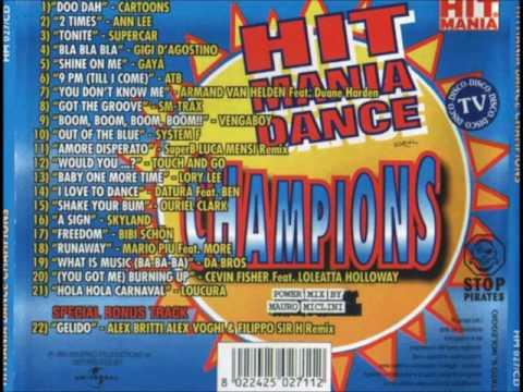 Hit Mania Dance Champions