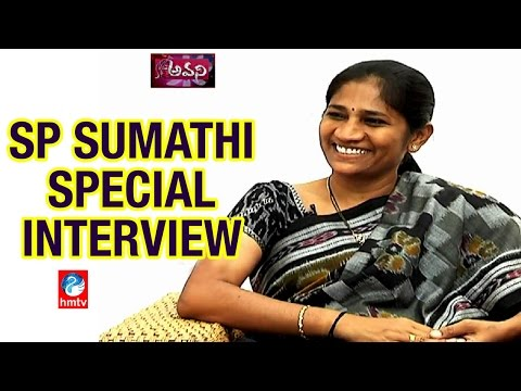 Medak District SP Sumathi Special Interview | HMTV Avani - Vijetha