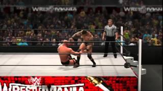 WWE 2K14 - Randy Orton vs Stone Cold Steve Austin (Dream Match)
