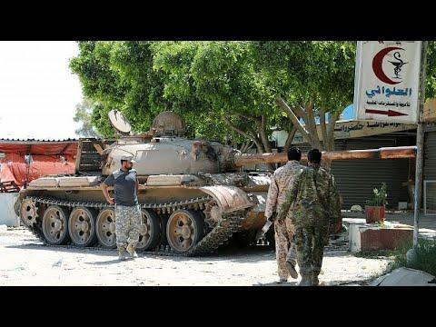 اشتباكات عنيفة في الضواحي الجنوبية للعاصمة الليبية  - نشر قبل 23 دقيقة