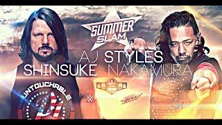 WWE SummerSlam 2017: Full Match Card Predictions #SummerSlam