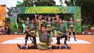 กองเชียร์คณะสีเขียว โรงเรียนภูเขียว Day 15-08-61