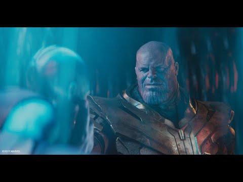 Avengers: Endgame   VFX Breakdown   Digital Domain