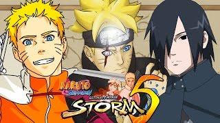 Naruto Mugen Storm 5 Download Boruto Next Generation Shippuden Ultimate Ninja PC Game