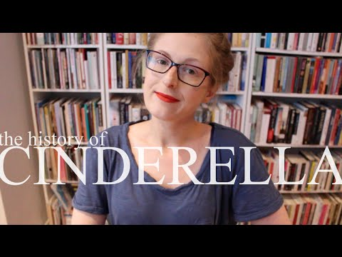 The History of Cinderella | Fairy Tales with Jen