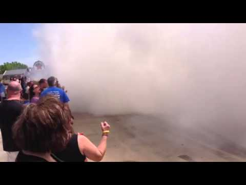 Awesome Camaro Burnout