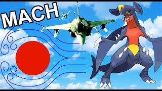 How Strong is Garchomp? - Strange Pokemon Physics #8