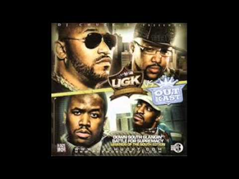 UGK    Int'l Players Anthem I Choose You ft  OutKast  .Clean mp3