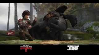 How To Train Your Dragon 2 - In Cinemas June - Advance Screenings This Weekend