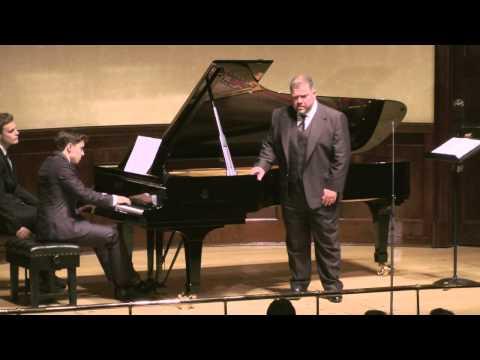 Dimitri Platanias - VERDI Io morrò, ma lieto in core (Don Carlo)