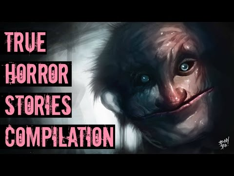 Top 15 True Scary Stories Told So Far - Lazy's 1st Year Compilation Celebration
