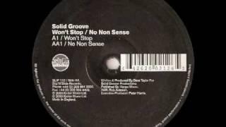 Solid Groove - No Non Sense