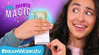 Making Money Magic Trick | JUNK DRAWER MAGIC