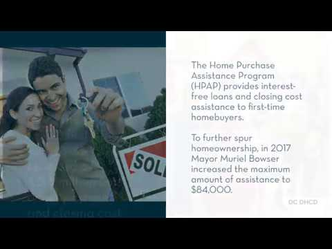 We Love Housing DC Residents: Home Purchase Assistance Program Video 2