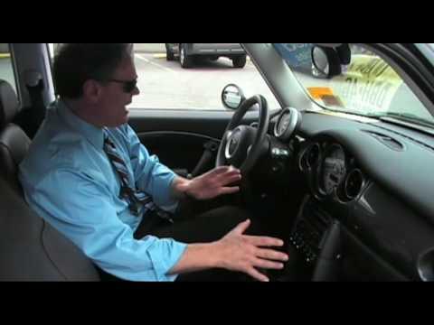 Morristown NJ - Ken Beam shows Mini Cooper at Douglas VW Summit NJ!
