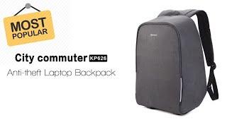 KOPACK Waterproof Anti-Thief Laptop Backpack