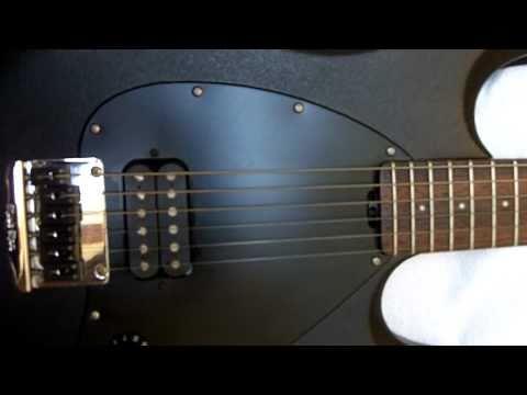 Benji Madden Signature Music Man Guitar