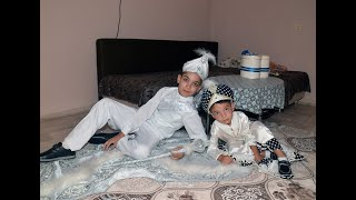 Sünnet töreni Orhan ve İsmayıl 2021 Bata