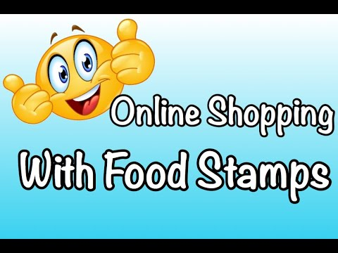 How To Shop Online With Food Stamps | EBT | Walmart