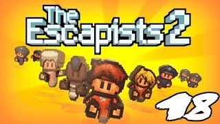 The FGN Crew Plays: The Escapists 2 #18 - Air Force Con (PC)