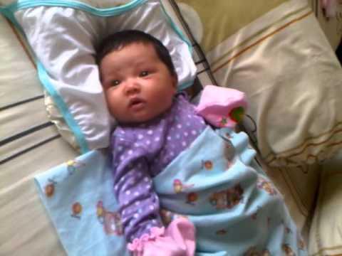 Aktivitas bayi usia kurang dari 1 bulan