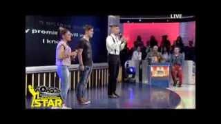 DJ GORE, ANDREI LEONTE & THEO ROSE - Impossible @ LiVE la MyKARAOKE STAR 22.09.2013