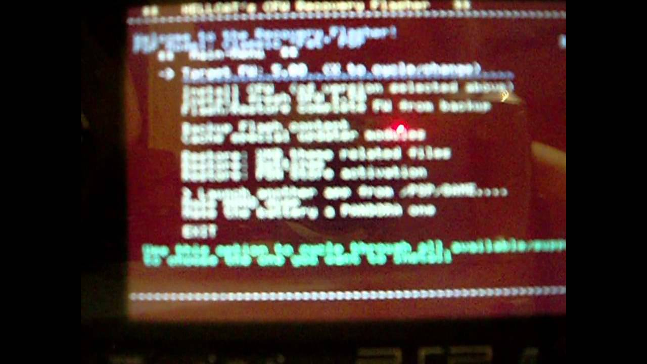 GRATUITEMENT TÉLÉCHARGER PSP 6.60 B9 PRO