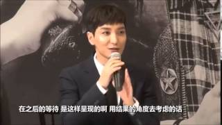 140828 Super Junior 7th Album MAMACITA Press Conference (full)