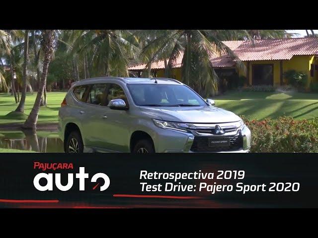 Retrospectiva 2019: Conheça a nova geração do Mitsubishi Pajero Sport 2020