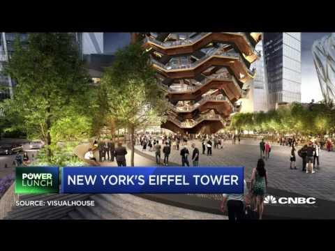 CNBC 9-14-16 - Stephen Ross: New York's Eiffel Tower