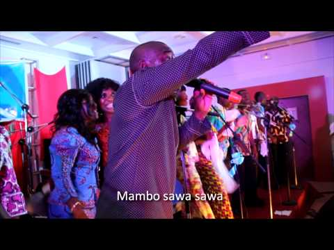 12 MAMBO  SAWA SAWA  The gospel Carriers