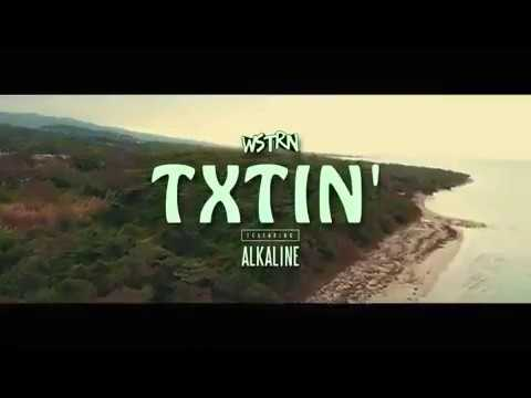 Alkaline  Ft. WSTRN - Texting Official Video Preview