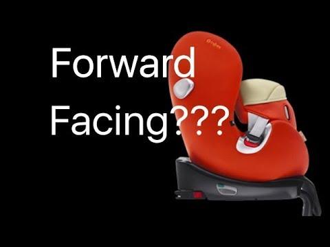 Cybex Sirona - Forward Facing Problem FIX