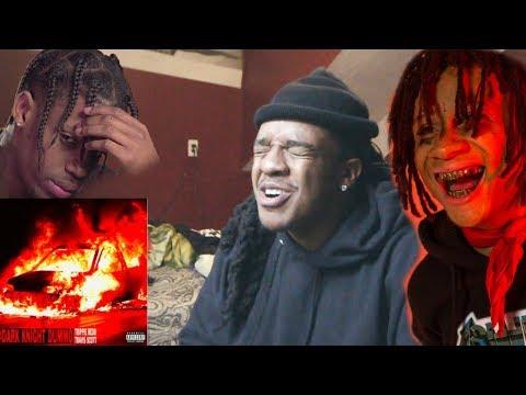 """BEST TRIPPIE REDD SONG!   Trippie Redd Feat. Travis Scott """"Dark Knight Dummo"""" = REACTION"""