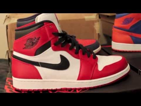 My @Jumpman23 Air Jordan Collection!