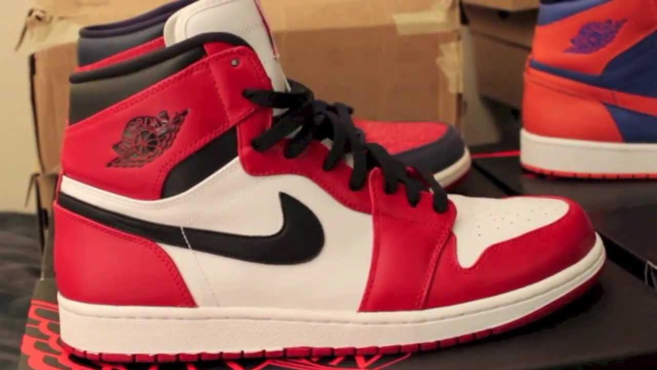 89601c4ce709 My  Jumpman23 Air Jordan Collection! - YouTube