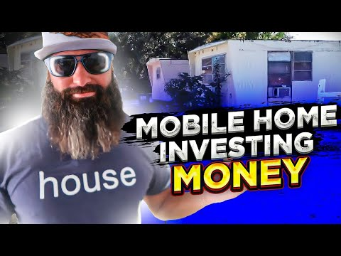 Mobile Home Investing Using Other People's Money   OPM